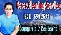 Perez Cleaning Service